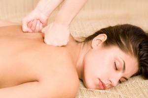 Deep Tissue Massage Technique