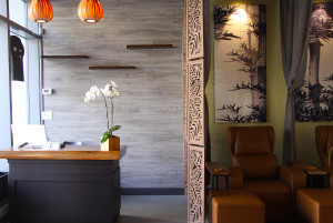 Find your escape in Crosstown Vancouver at Barefoot Oasis Foot Massage and Spa