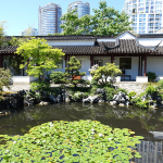 Traditional Chinese Garden in Vancouver